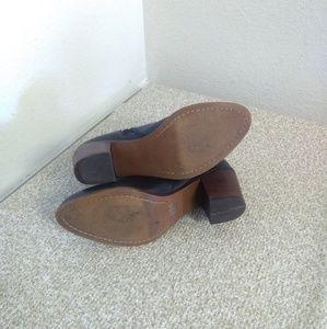 Sam Edelman Shoes - Sam Edelman Marlene Black Leather Ankle Boots